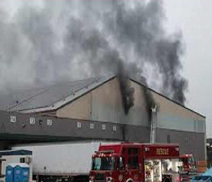Commercial Fire Loss