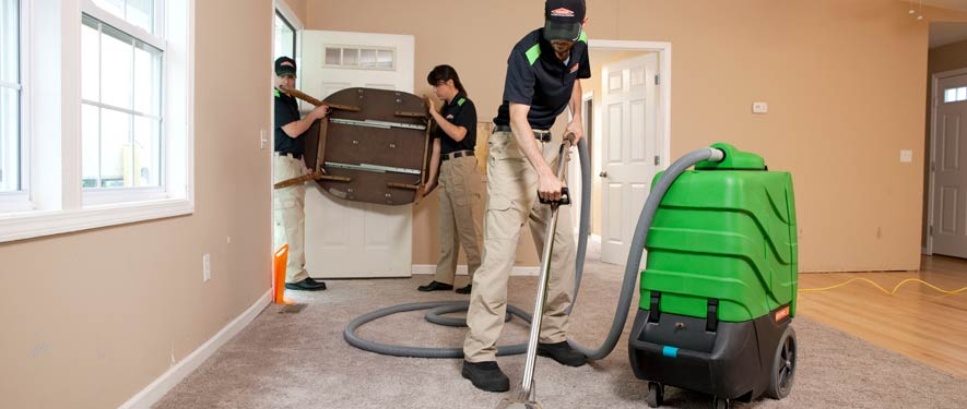 Midland, TX residential restoration cleaning